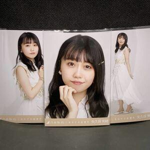 乃木坂46 生写真 矢久保美緒 しあわせの保護色 表題 3種コンプ