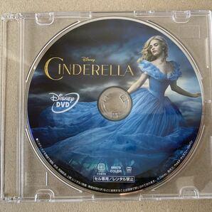 D22 シンデレラ 実写版 DVD 新品 未再生品 国内正規品 同封可 ディズニー MovieNEX Disney DVDのみ