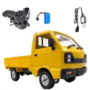 ★送料無料★ 精巧 D12ためスズキキャリー1/10 4WDシミュレーションドリフトトラック登山車ledライトrcカーのおもちゃ男