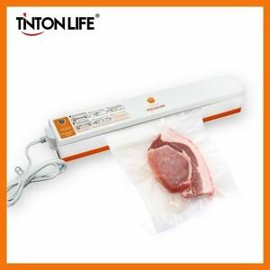 ★送料無料★ TintonLife キッチン 家庭用 食品真空シーラー 真空パッカー 包装機 110V フ