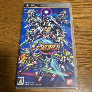 【PSP】 SDガンダム ジージェネレーション ワールド