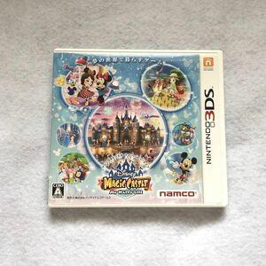 3DS 3DSソフト ディズニーマジックキャッスルマイハッピーライフ ディズニー ソフト カセット マジックキャッスル