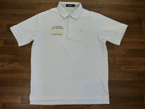 le coq sportif ルコック スポルティフ ゴルフウェア ポロシャツ QG2913 LL USED