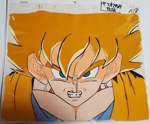 Dragon Ball Z super носорог ya человек Monkey King цифровая картинка ( анимация приклеивание имеется )