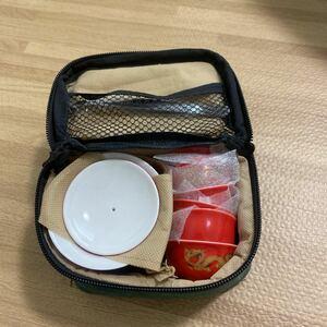中国茶 茶器セット 旅行用茶器