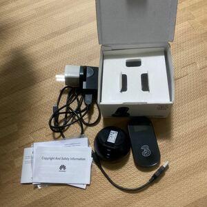 モバイルWi-Fi Mobile Wi-Fi Huawei E586
