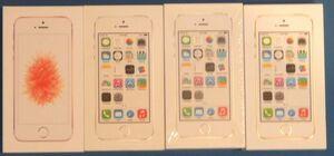 【化粧箱のみ】Apple iphone5S 3個セット Apple iphoneSE 1個
