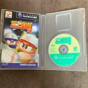 ゲームキューブ ソフト パワフルプロ野球9