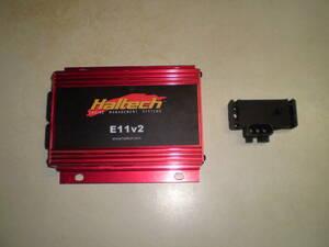 *Haltech Hal Tec E11v2 6 cylinder sequential secondhand goods *