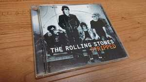 The Rolling Stones / ザ・ローリング・ストーンズ Stripped 国内盤 帯なし