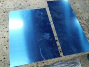 ステンレス切り板 約300×135×1枚、290×200×1枚
