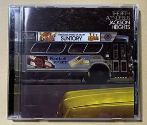 JACKSON HEIGHTS/5TH AVENUE BUS 輸入盤