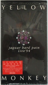 YELLOW MONKEY / JAGUAR HARD PAIN LIVE '94 / COVA-50201[中古VHS][イエロー・モンキー、吉井和哉]