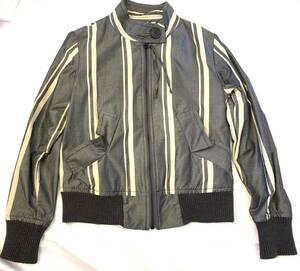 vivienne Westwood ヴィヴィアン ウエストウッド  anglo mania アングロマニア  ジャケット ブルゾン ストライプ