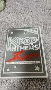 K-POP MV DVD ヴィレバン 韓国音楽