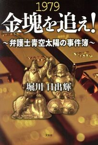 1979金塊を追え! ~弁護士青空大洋の事件簿~/堀川日出輝(著者)