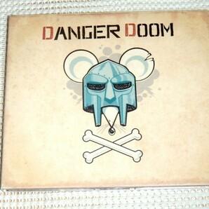 廃盤 Danger Doom デンジャー ドゥーム The Mouse And The Mask / MF DOOM x Danger Mouse / Talib Kweli Money Mark Ghostface Killah 等