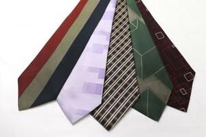 美品良品のみ ミスタージュンコ Mr JUNKO 人気ブランド ネクタイ 大量5点セット まとめて まとめ売り
