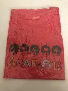 アラフェス LIVE Tシャツ 未使用