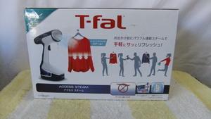 H667/ T-fal ディファール衣類スチーマー アクセススチーマー DR8085