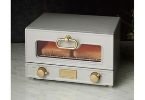 【新品】Toffy グリルオーブントースター K-TS2 グレージュ オーブン TS2-GE (グレージュ) Toffy オーブン ラドンナ