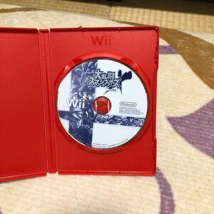 値下げ、値下げ!Wii 大乱闘スマッシュブラザーズ ソフトのみ