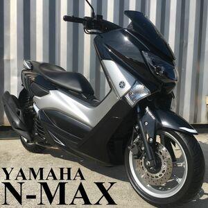 通勤通学に最適! N-MAX 125 SE86J 外装綺麗 検討: NMAX N MAX 125 PCX コマジェ アドレス 原付2種 zxcv21072