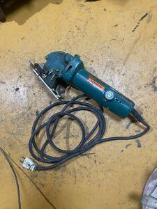 日立 CK12 ナイフカッタ 動作確認済み 中古現状品 HITACHI 電動工具