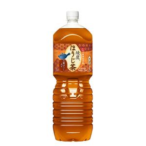 綾鷹 ほうじ茶 PET 2L (6本×1ケース) ペットボトル PET あやたか 安心のメーカー直送 コカコーラ社【送料無料】