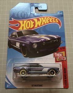 Hot Wheels ホットウィール 67 マスタング
