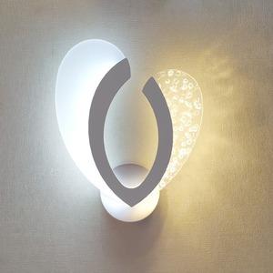 壁に咲くハートのあかり●電気 照明 ライト 電灯 かわいい インテリア リビング 廊下 玄関 おしゃれ 階段 寝室 ウォールランプ 壁付け bb50