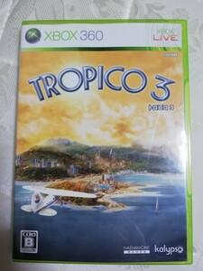 XBOX360 トロピコ3 TROPICO 3