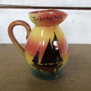 イギリス キッチン雑貨 クリーマー ミルクジャグ フラワーベース 花瓶 花器 置き物 オブジェ 英国 tableware 1399sa