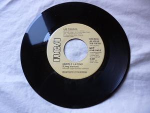 Liz Torres / Hustle Latino 名曲 メロディアスDISCO 7インチシングル 45 オリジナル盤 試聴