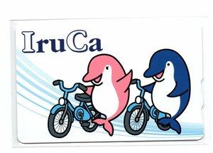 ことでん★高松琴平電鉄★イルカIruca 自転車サイクル記念★デポジットのみSuicaICOCA等相互利用不可★ことちゃん