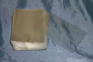 (サプライ) ホルダーにも入るテレホンカード袋 新品100枚セットの商品画像