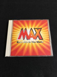 【CD】Max Best Hits In The World / Various