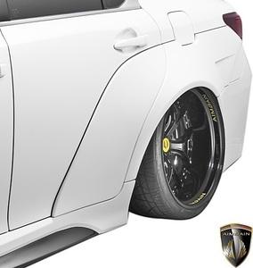 【M's】LEXUS 10 GS 前期 GS350 GS250 (2012.1-2015.11) AIMGAIN 純VIP GT リヤワイドフェンダー // FRP エイムゲイン エアロパーツ
