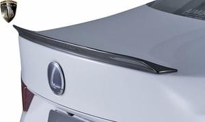 【M's】LEXUS 30系 IS 前期 F SPORT (2013.5-2016.9) AIMGAIN 純VIP SPORT トランクスポイラー // FRP エイムゲイン エアロパーツ 外装