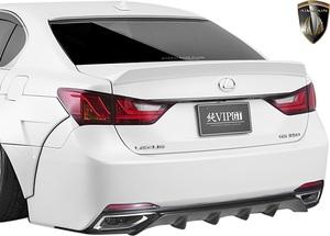 【M's】LEXUS 10 GS 前期 GS350 GS250 (2012.1-2015.11) AIMGAIN 純VIP GT リヤバンパー // FRP エイムゲイン エアロパーツ 外装 正規