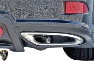 【M's】レクサス 20IS IS250 IS350 前期 後期 (2005.9-2013.4) AIMGAIN 純VIP GT マフラーフイニッシャー // エイムゲイン エアロ 外装