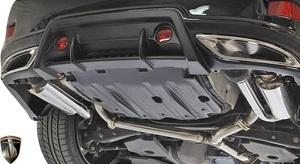 【M's】レクサス 20IS IS250 IS350 前期 後期 (2005.9-2013.4) AIMGAIN 純VIP GT ループマフラー // エイムゲイン パーツ LOOPマフラー
