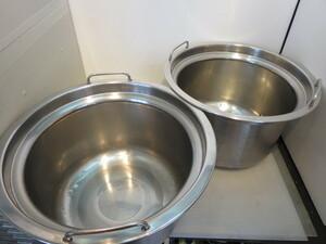 象印スープジャー内鍋 2個セット TH-CU120型用 直火 IH調理器対応