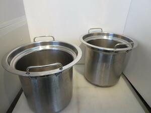象印スープジャー内鍋 2個セット TH-CU080型用 直火 IH調理器対応