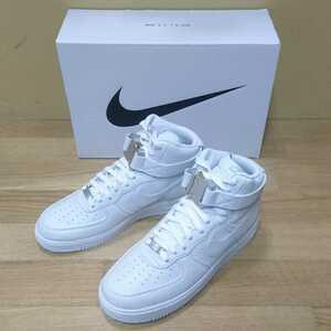 新品 Nike × Alyx 20aw Air Force 1 High ナイキ アリクス エアフォースワン us9 27cm COMME des GARCONS ACG PSNY MMW Stussy Supreme