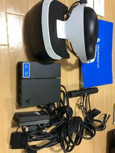 動作確認 SONY PlayStationVR PSVR+Camera カメラ