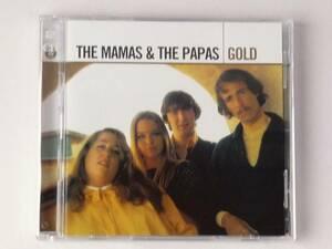 ◎ THE MAMAS & THE PAPAS / GOLD ◎ 2CD