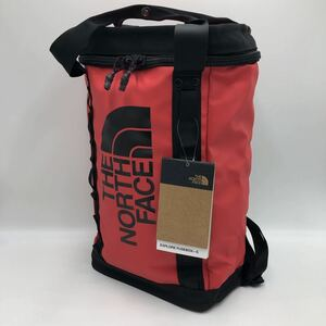 THE NORTH FACE 0A3KYV EXP FUSEBOX S バックパック RD KZ3