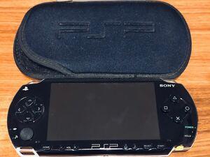プレイステーションポータブル PSP 本体 ブラック SONY ソニー