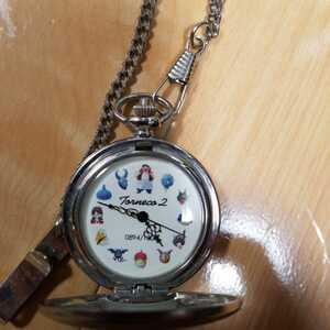トルネコの大冒険2 早解き特典の懐中時計 ※未使用、電池切れ
